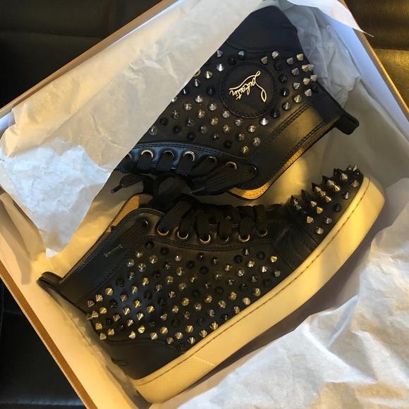 ae6f81f61de Christian Louboutin Sneaker 38